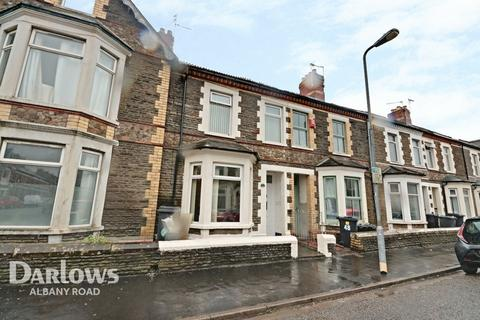 4 bedroom terraced house for sale - Moy Road, Cardiff