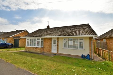 2 bedroom detached bungalow for sale - Peppers Close, Weeting