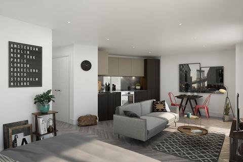 Studio for sale - Apartment 406 Burgess House, City Centre, S1