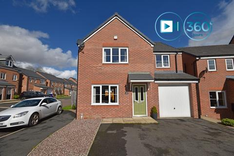 4 bedroom detached house for sale - Spinners Drive, Whitworth, OL12 8ES