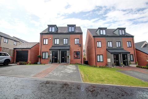 3 bedroom semi-detached house for sale - Porter Close, Aykley Heads, Durham, DH1