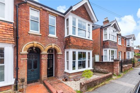 4 bedroom semi-detached house to rent - Hatherley Road, Winchester, Hampshire, SO22