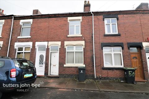 2 bedroom terraced house for sale - Hillary Street, Stoke-On-Trent ST6 2PG
