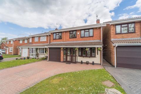 5 bedroom detached house for sale - Hambrook Close, Dunstall, WV6