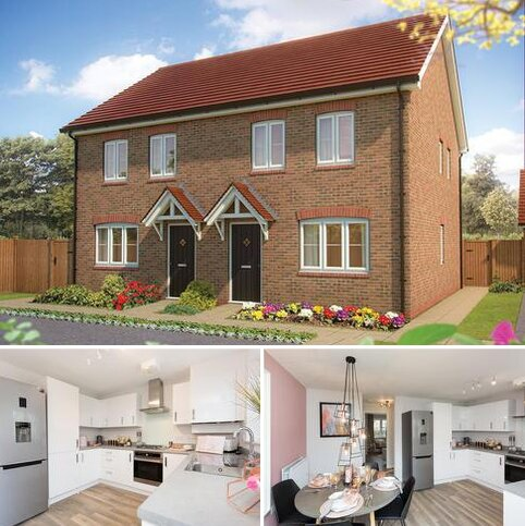 2 bedroom terraced house for sale - Plot The Holly  040, The Holly  at Yapton View, Yapton View, Drake Grove, Yapton BN18