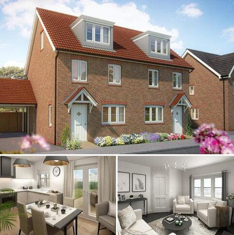 3 bedroom house for sale - Plot The Beech  021, The Beech  at Yapton View, Yapton View, Drake Grove, Yapton BN18