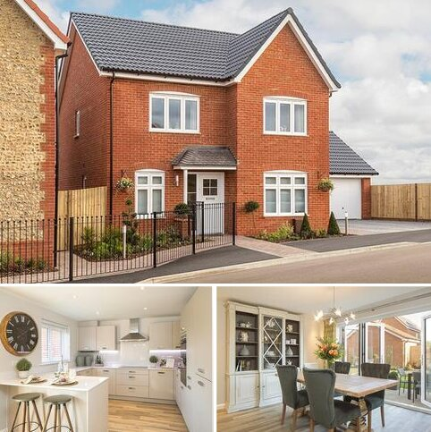 4 bedroom detached house for sale - Plot The Juniper 018, The Juniper at Yapton View, Yapton View, Drake Grove, Yapton BN18