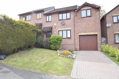 4 bedroom semi-detached house for sale - Heather Court, Ty Canol