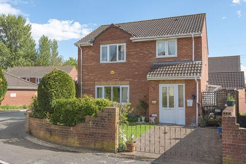 3 bedroom detached house for sale - The Retreat, Caldicot, Monmouthshire, NP26