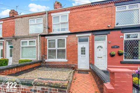 2 bedroom terraced house to rent - Wellfield Street, Warrington, WA5