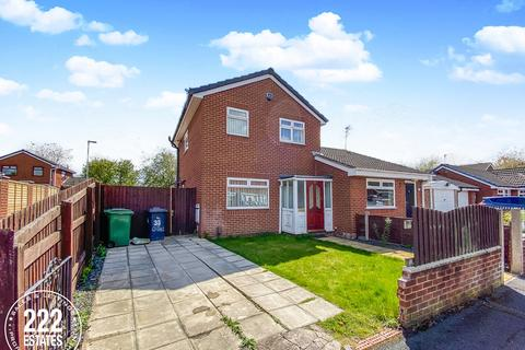 3 bedroom semi-detached house to rent - Lord Nelson Street, Warrington, WA1