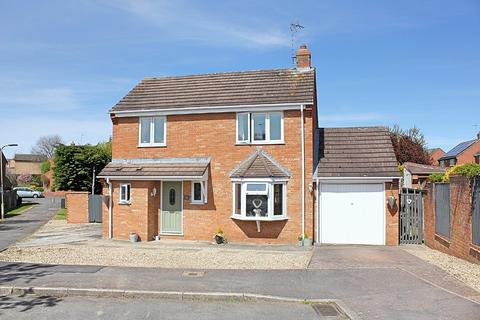 4 bedroom detached house for sale - Stanbrig, Wigston