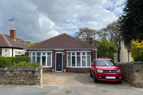2 bedroom detached bungalow for sale - Stradbroke Road, Sheffield, S13 8LR