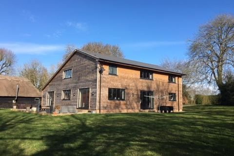 4 bedroom barn conversion to rent - Pitters Barn, Lower Wield