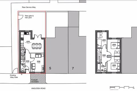 Residential development for sale - Anglesea Road, Liverpool