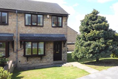 3 bedroom semi-detached house for sale - Bentley Mount, Sowerby Bridge