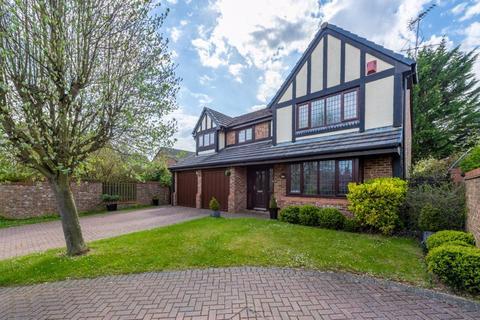 4 bedroom detached house for sale - Milburn Close, Barton Hills