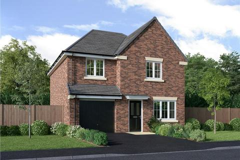 4 bedroom detached house for sale - Plot 100, The Elderwood at Woodcross Gate, Off Flatts Lane, Normanby TS6