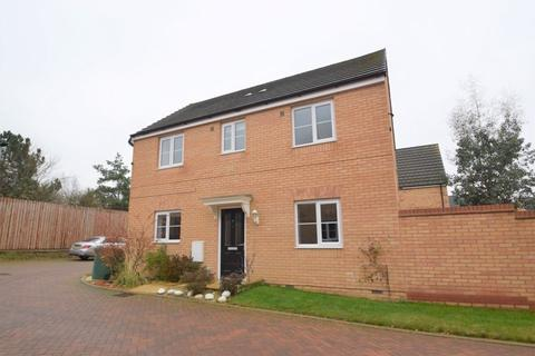 3 bedroom detached house to rent - Moresby Way, Peterborough