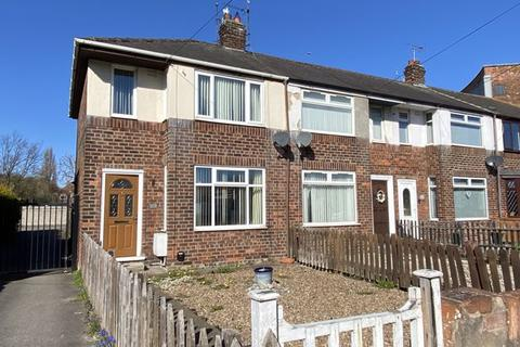 2 bedroom end of terrace house for sale - Calvert Lane, Hull