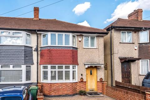 3 bedroom end of terrace house for sale - Browning Avenue, Worcester Park