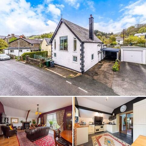 4 bedroom detached house for sale - Tregeiriog, Llangollen