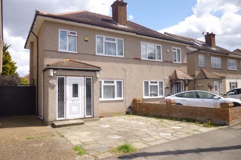3 bedroom semi-detached house for sale - Adelphi Crescent, Hayes