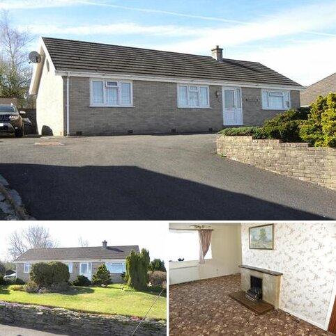 3 bedroom detached bungalow for sale - Glanduar, Llanybydder