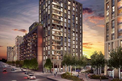 2 bedroom apartment for sale - Plot D1101, Block D - Type 25 at Brunel Street Works, Brunel Street Works, Silvertown Way, Canning Town E16