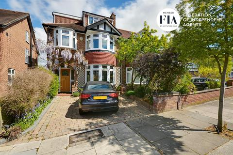 5 bedroom semi-detached house to rent - Mulgrave Road, Ealing