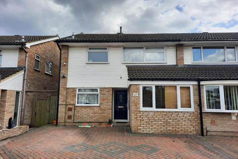 3 bedroom semi-detached house for sale - Stone Hill Court, The Arbours, Northampton, NN3
