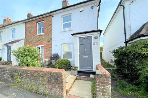 2 bedroom end of terrace house for sale - St Marys Road, Burgess Hill, West Sussex