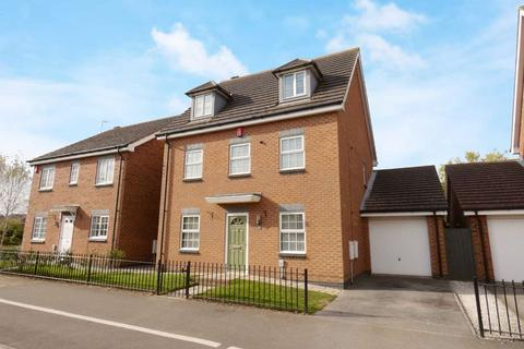 5 bedroom detached house for sale - Swale Road, Brough