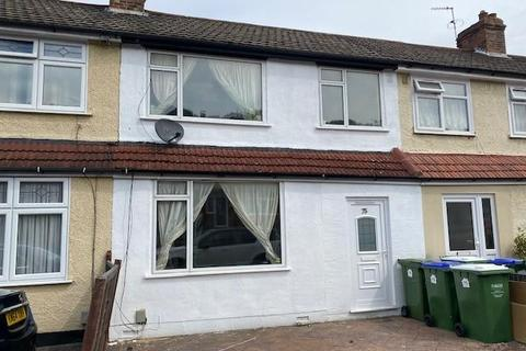 3 bedroom terraced house to rent - Elstree Gardens, Belvedere, DA17 5DN