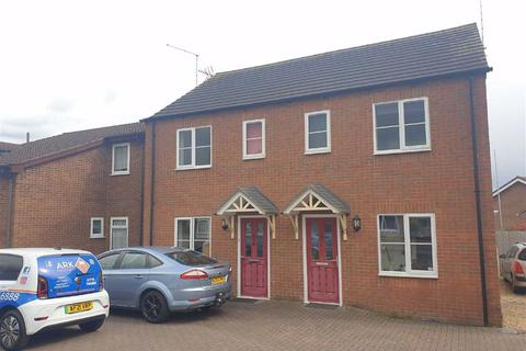 2 bedroom semi-detached house to rent - Bourne Road, Spalding
