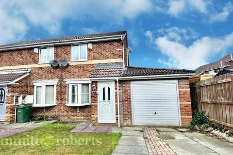 2 bedroom end of terrace house for sale - Kirkstone Close, Houghton Le Spring