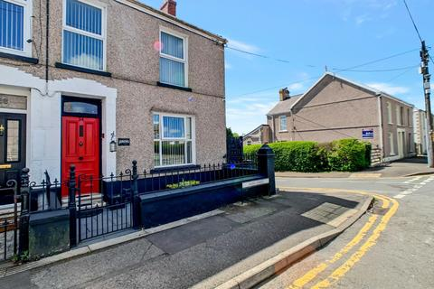 3 bedroom semi-detached house for sale - James Street, Pontarddulais, Swansea
