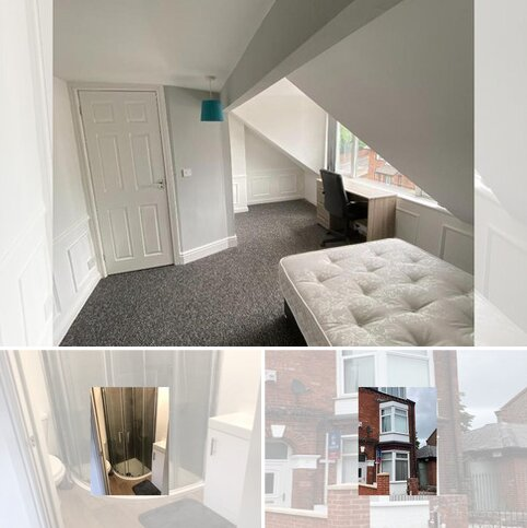 6 bedroom house share to rent - Ensuite, double attic room in shared house. Albert Terrace, Middlesbrough