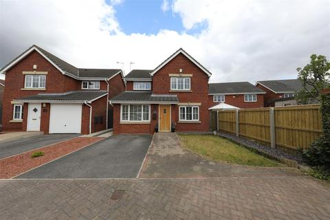 3 bedroom detached house for sale - Oxford Violet, Hull