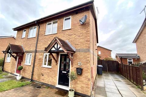 2 bedroom semi-detached house for sale - Freswick Close, Hinckley