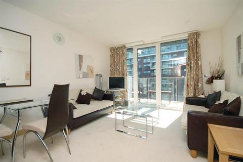 2 bedroom apartment to rent - Eustace Building, Chelsea Bridge Wharf, London, SW11
