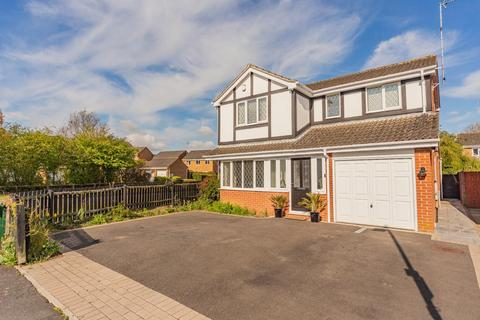 4 bedroom detached house for sale - Cooper Gardens, Oadby, Leicester