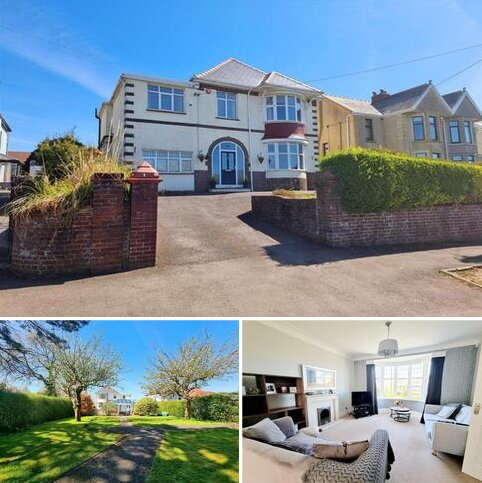 5 bedroom detached house for sale - Pontardulais Road, Penllergaer, Swansea