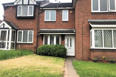 2 bedroom terraced house to rent - Shelley Drive, Brookvale Village, Erdington B23 7SF