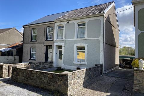 3 bedroom semi-detached house for sale - Heol Rhyd Ddu Fach, Cwmllynfell, Swansea