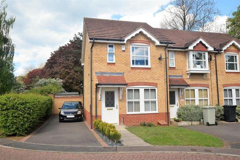 2 bedroom semi-detached house to rent - Withers Close, Oakham