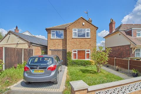 4 bedroom detached house for sale - Sunnyhill, Burbage