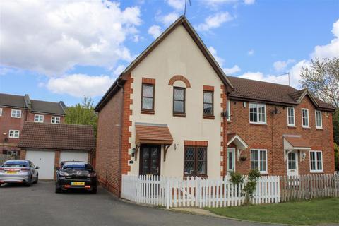 3 bedroom house for sale - Kingmaker Way, Northampton