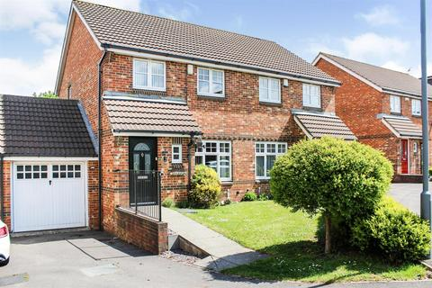3 bedroom semi-detached house for sale - Shaw Gardens, Hengrove, BS14