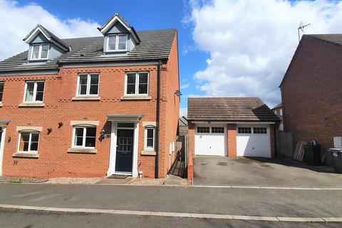 4 bedroom semi-detached house for sale - Wharf Gardens, Bingham, Nottingham